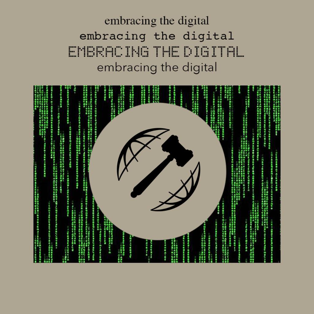 entering the digital age